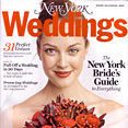 New York Magazine Wedddings, Winter 2012
