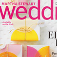 Martha Stewart Weddings, Summer 2013