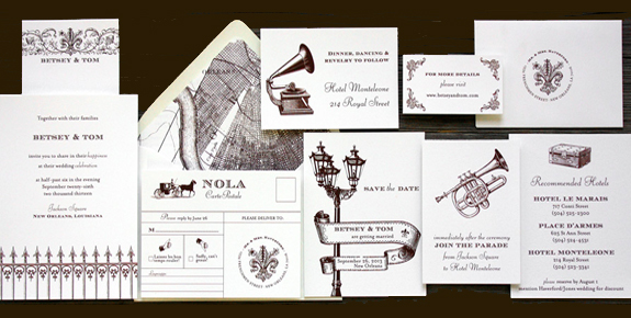 Templates Addressing Outer Envelopes For Wedding Invitations. New Orleans  ...