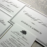 Shelly and Nelson - day of wedding signs, menu and activity schedule